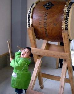 タクボン太鼓
